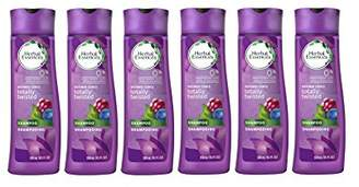 Herbal Essences Totally Twisted Curly Hair Shampoo with Wild Berry Essences