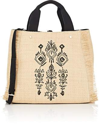 Deux Lux WOMEN'S STRAW TOTE BAG