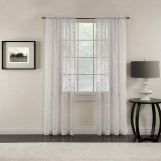 Miller Curtains Chickadee Sheer Window Curtain
