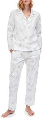 The White Company Emilie Floral Pajamas