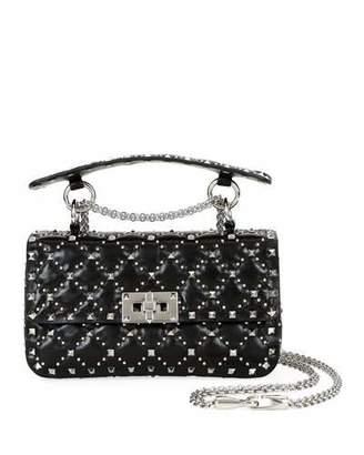 068e6ecb0e Valentino Spike.It Small Micro-Stud Shoulder Bag