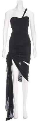 Ungaro Silk Evening Dress
