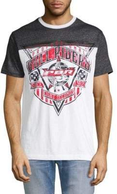 Affliction PBR Rawhide Cotton Tee