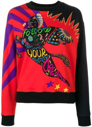 Etro Follow Your Dreams sweatshirt