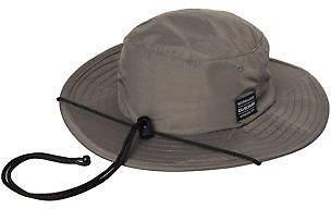 Dakine New Surf No Zone Hat Quick-Dry Polyester Grey