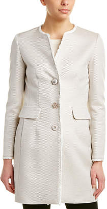 Cinzia Rocca Icons Tailored Trench Coat