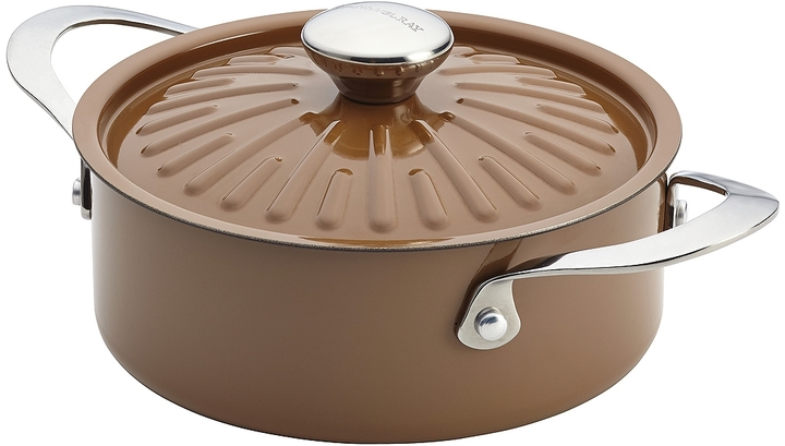 Rachael Ray Cucina Non-Stick Covered Round Casserole