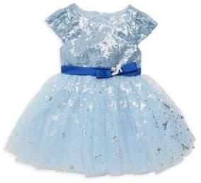 Couture Tutu Disney x Tutu Toddler's Cinderella Sequin Bodice Dress