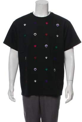 Christian Dior 2019 'Bee' Patches T-Shirt