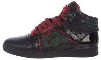 Gucci Ayers GG Sneakers