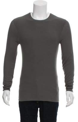 ATM Anthony Thomas Melillo Long Sleeve Crew Neck