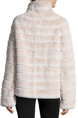 Gorski Rabbit Fur Coat