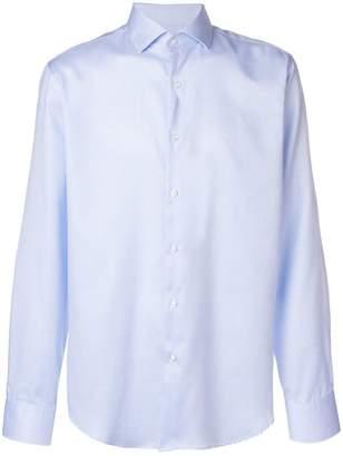 HUGO BOSS micro check shirt