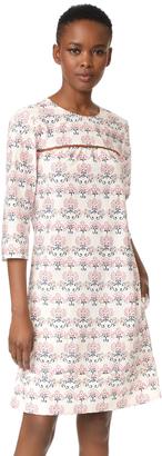 A.P.C. Tenerife Dress $325 thestylecure.com