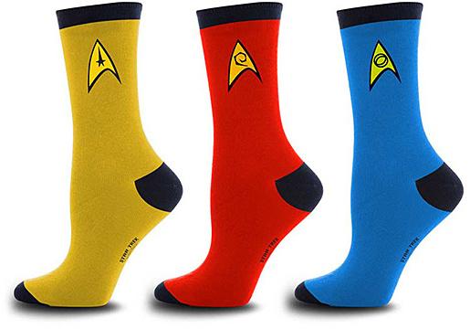 Star Trek Original Series Sock Set