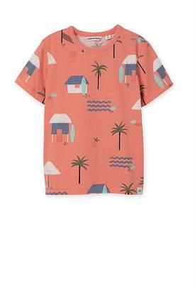 Country Road Tiki Hut T-Shirt