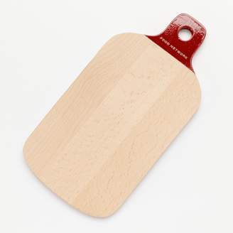 Food Network Rubberwood Paddle Cutting Board