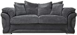Maze 3 Seater Scatter Back Sofa
