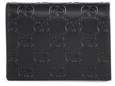 GucciGucci GG Leather Card Case