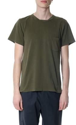 Acne Studios Washed Cotton T-shirt