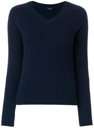 Joseph V-neck cashmere jumper
