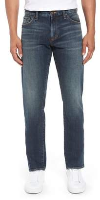 Jean Shop Mick Slim Straight Leg Jeans