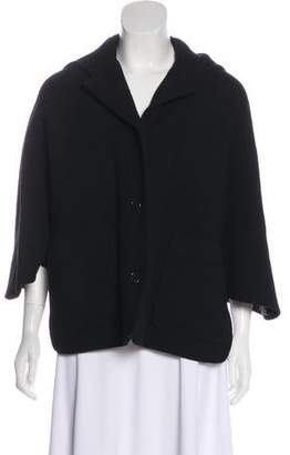 Paul & Joe Wool Hooded Jacket
