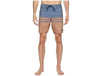 United By Blue Backwater Scallop Boardshorts Men's Swimwear