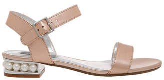 Pearl Rose Gold Sandal