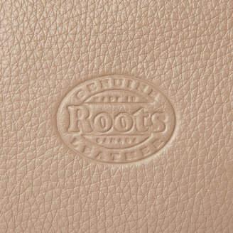 Roots Medium Zip Pouch