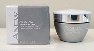 Avon Anew Clinical Thermafirm Face Lifting Cream $13.40 thestylecure.com