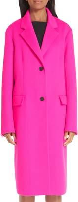 Calvin Klein Wool, Angora & Cashmere Coat