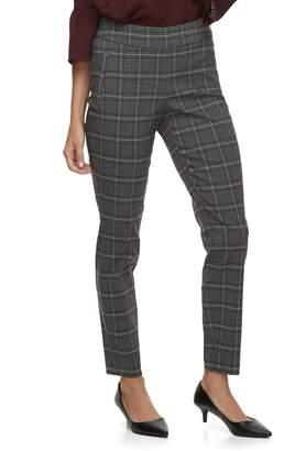 Elle Women's Pull-On Skinny Pants