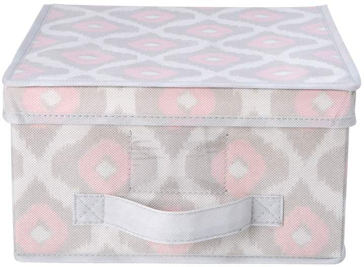 Kennedy International Inc. Closet Candie Medium Storage Box - Ikat