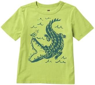 Tea Collection Alligator Graphic Tee (Toddler Boys, Little Boys, & Big Boys)