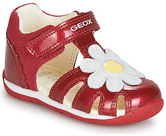 Geox Jr Kiwi Girl B, Girls' Closed Ballerinas: Amazon.co.uk
