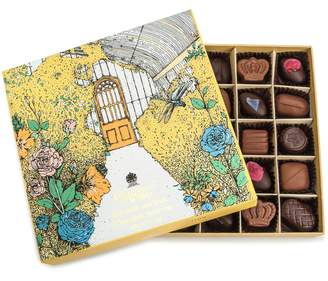 Charbonnel et Walker Summer House 25-Piece Chocolate Gift Box