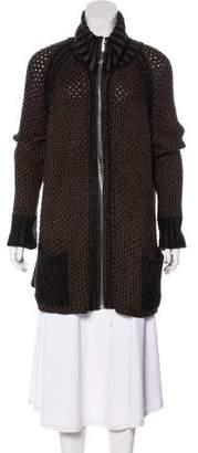 Missoni Oversize Knit Jacket