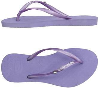 Amazonas Toe strap sandals - Item 11441298QK