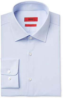 HUGO BOSS HUGO Men's Slim-Fit/Sharp-Fit Solid Dress Shirt