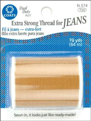 COATS & CLARK N574 Extra Strong Thread For Jeans