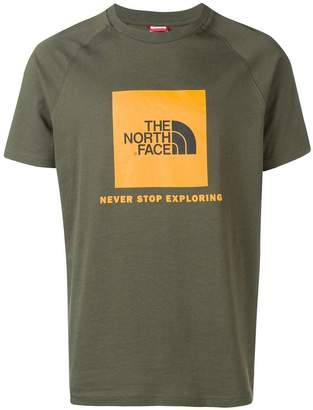 The North Face 'Never Stop Exploring' T-shirt