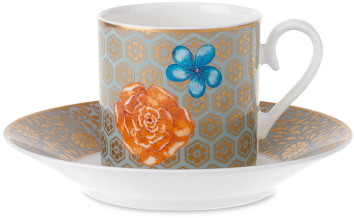 """Villeroy & Boch """"Aureus"""" Tea Cup Saucer, 6"""""""