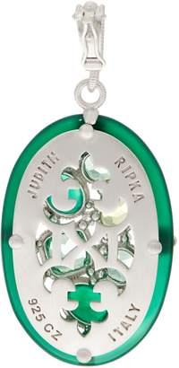 Judith Ripka Verona Sterling Silver Gemstone Enhancer