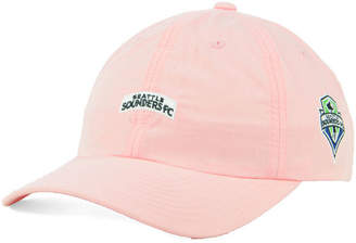 adidas Seattle Sounders Fc Pink Easy Adjustable Cap