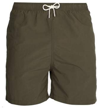 Solid & Striped The Classic Swim Shorts - Mens - Khaki