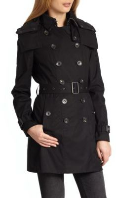 Burberry Reymoore Trench Coat $995 thestylecure.com