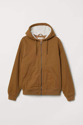 H&M Padded Jacket - Beige