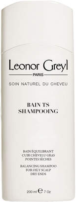 Leonor Greyl Bain TS Shampooing (Balancing Shampoo for Oily Scalp and Dry Ends), 7.0 oz./ 200 mL