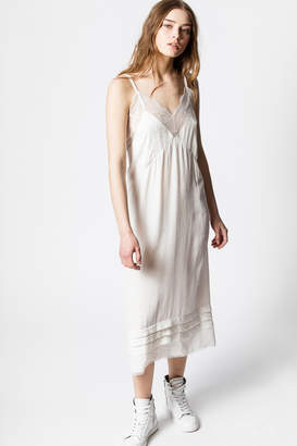 Zadig & Voltaire Really Jac Leo Dress